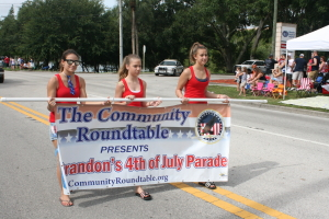 Community Roundtable - Brandon's Fourth of July Parade @ Begins at the corner of Lumsden Rd. and Parsons Ave. (see map) | Brandon | Florida | United States