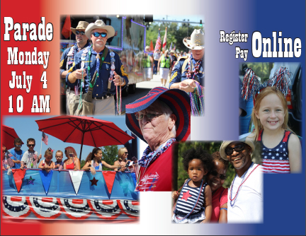 Community Roundtable - Brandon's Fourth of July Parade 2016 @ Begins at the corner of Lumsden Rd. and Parsons Ave. (see map) | Brandon | Florida | United States
