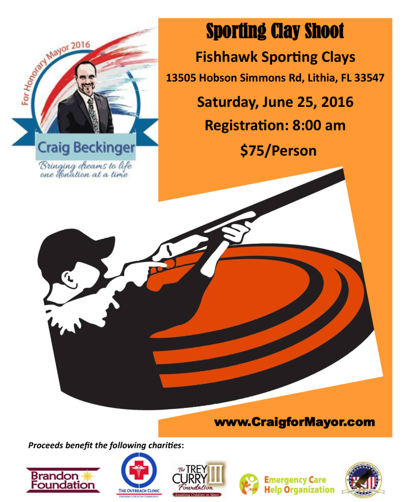 The community roundtable how to find community service for Fish hawk sporting clays